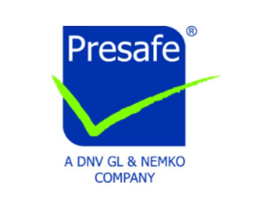 DNV-Nemko-Presafe_logo